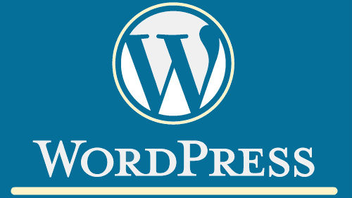 WordPress 2018 Лого