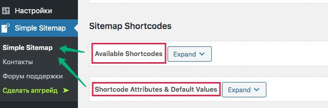 Дополнительные параметры конфигурации Simple Sitemap